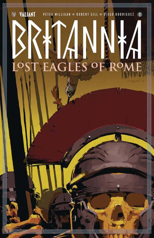 Britannia: Lost Eagles of Rome #1 (Nord Cover)