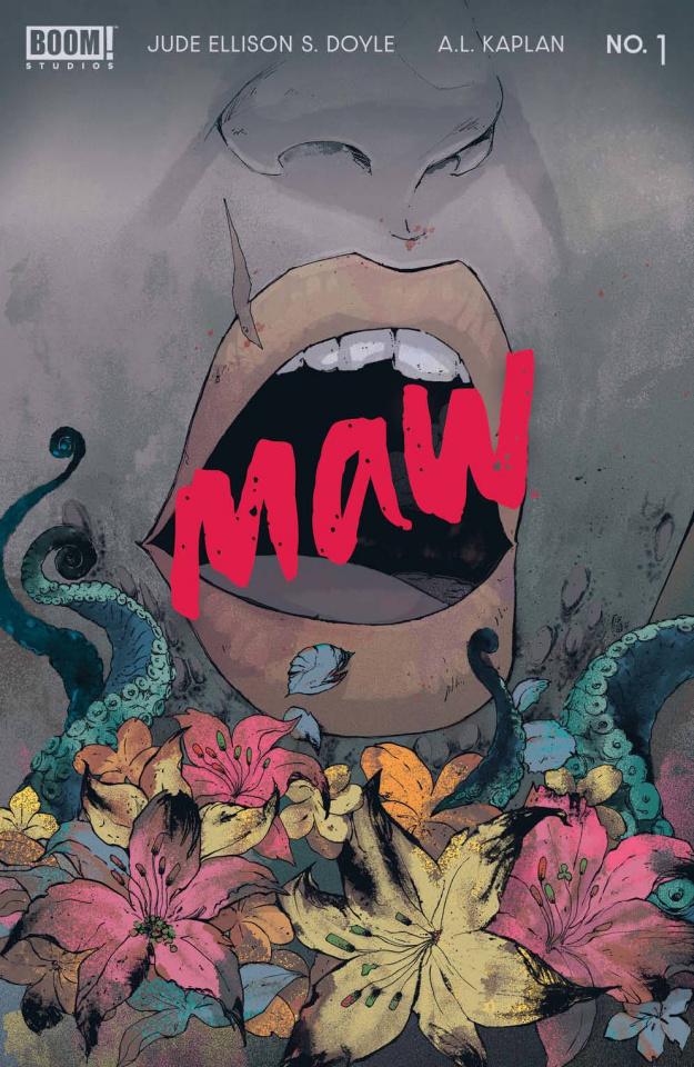Maw #1 (Kristantina Cover)