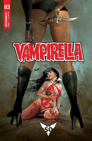 Vampirella #3 (Gunduz Cover)