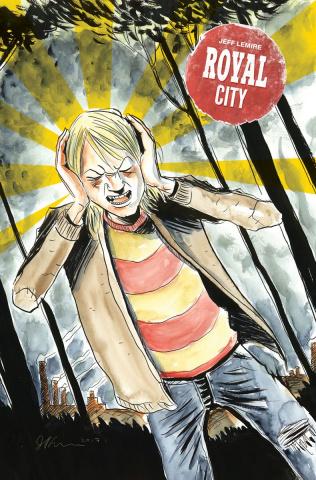 Royal City #7 (Lemire Cover)