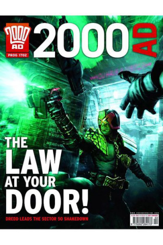 2000 AD Pack May 2011