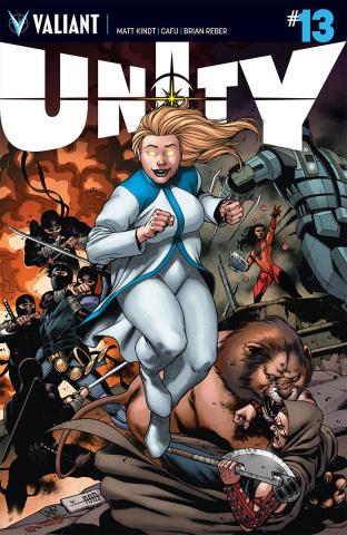 Unity #13 (Cafu Cover)