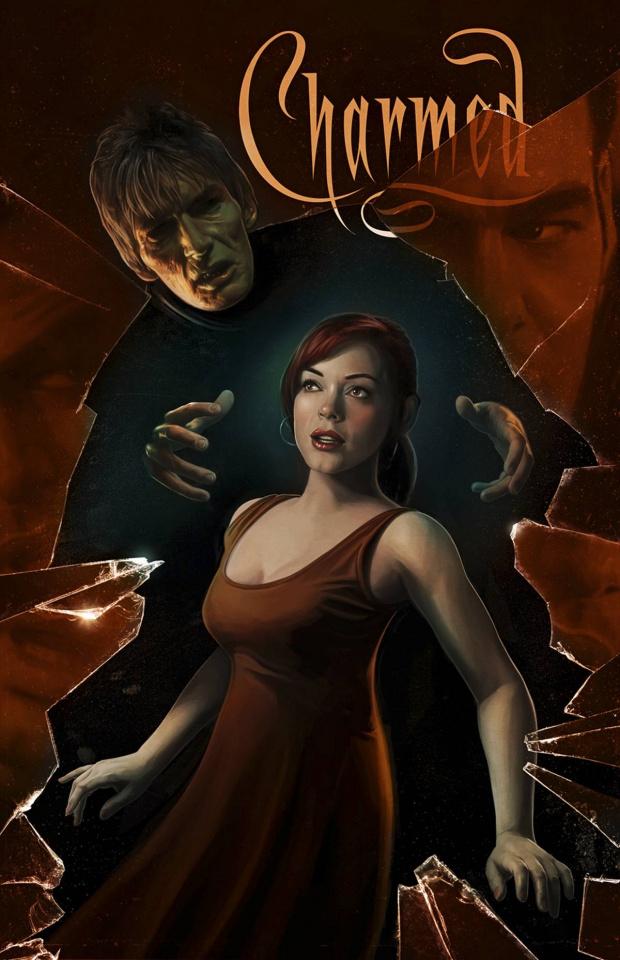 Charmed, Season 10 #11 (Seidman Cover)