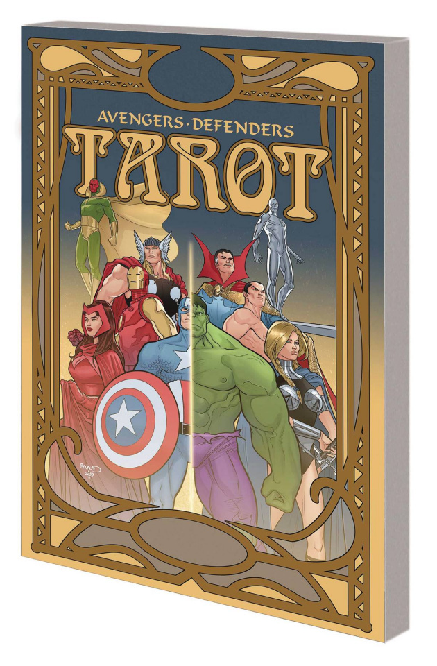 Avengers / Defenders: Tarot