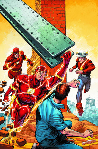 The Flash #38 (Flash Cover)