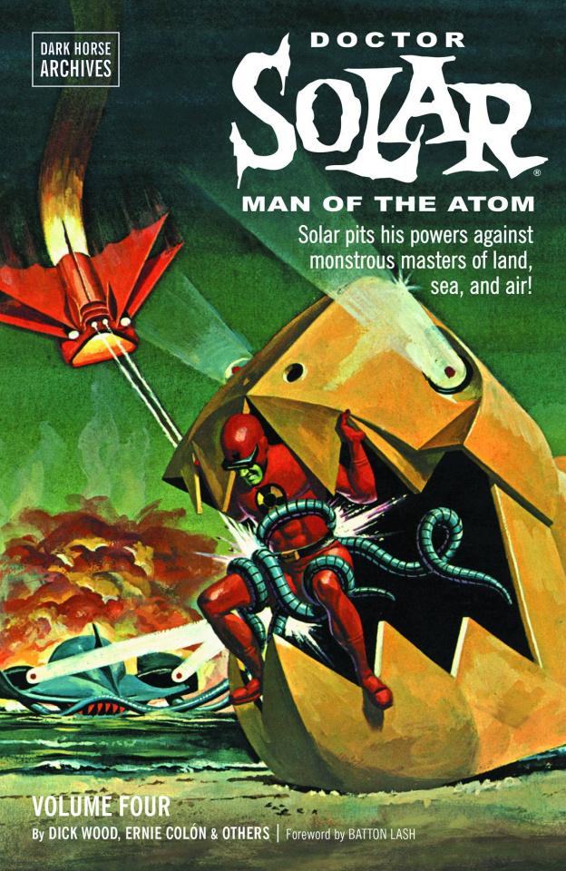Doctor Solar Archives Vol. 4