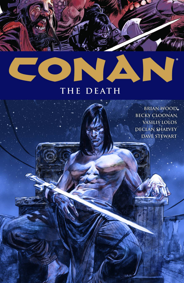 Conan Vol. 14: The Death
