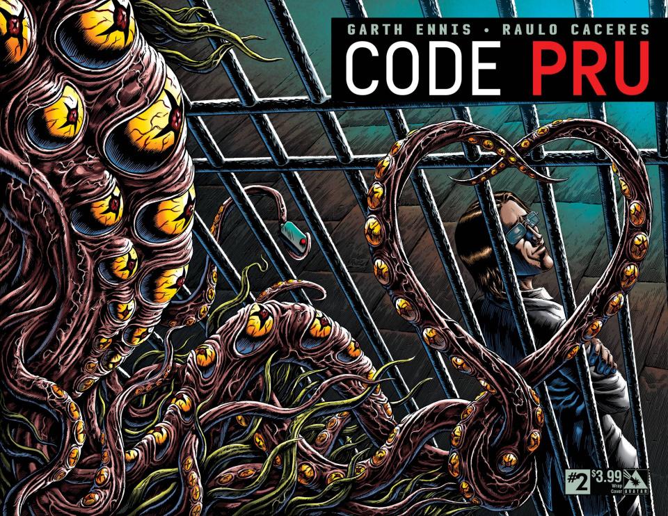 Code Pru #2 (Wrap Cover)