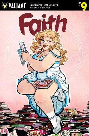 Faith #9 (10 Copy St. Onge Cover)