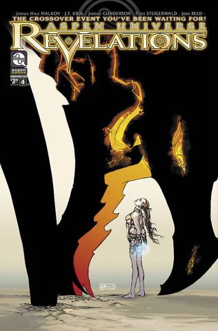 Aspen Universe: Revelations #4 (Steigerwald Cover)