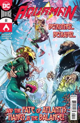 Aquaman #61 (Robson Rocha Cover)