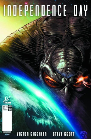 Independence Day #1 (Neves Cover)