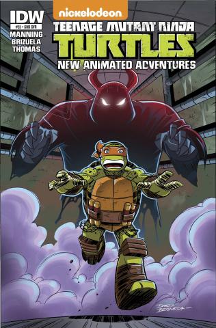 Teenage Mutant Ninja Turtles: New Animated Adventures #23