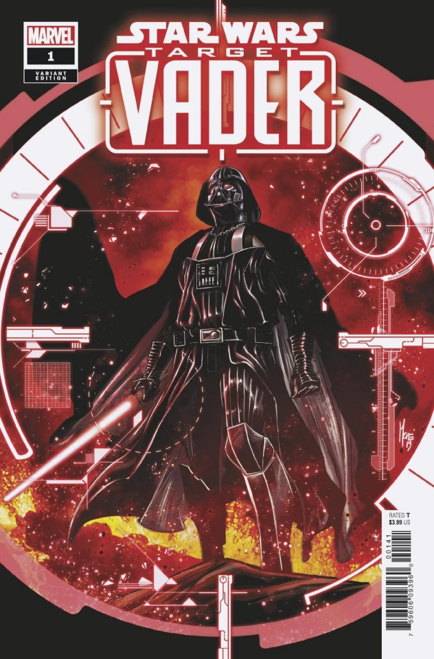 Star Wars: Target Vader #1 (Checchetto Cover)