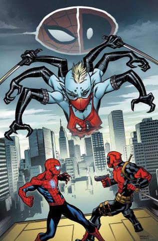 Spider-Man / Deadpool #17