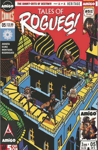 Tales of Rogues! #5