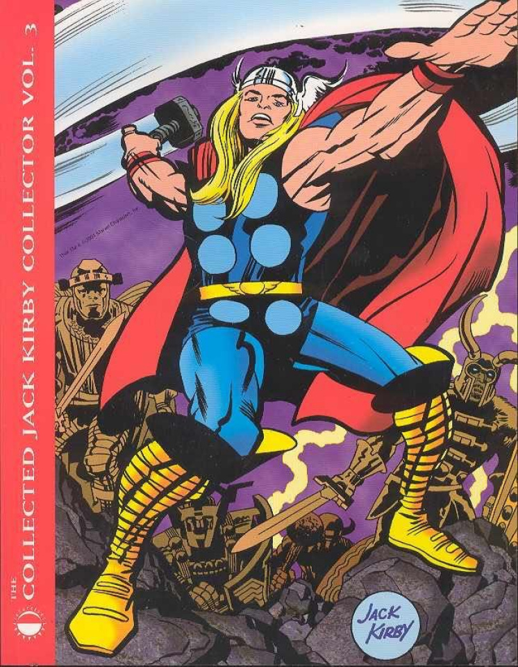 The Collected Jack Kirby Vol. 3