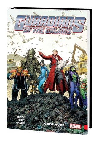 Guardians of the Galaxy Vol. 4: Grounded