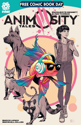 Animosity Tales FCBD 2019