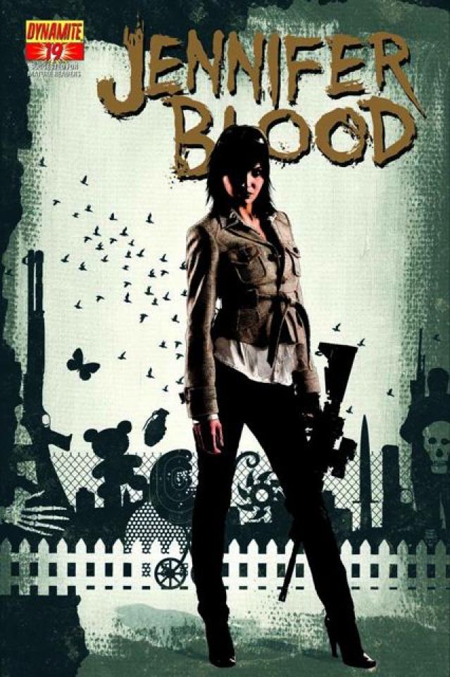 Jennifer Blood #19