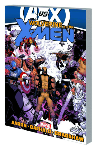 Wolverine and the X-Men by Jason Aaron Vol. 3: AvX