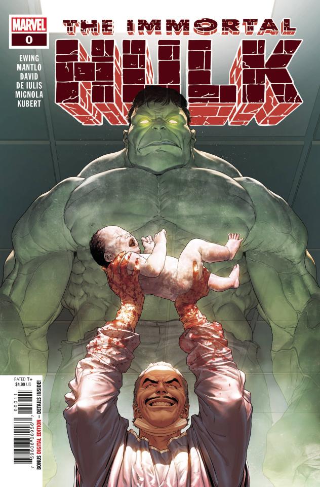 The Immortal Hulk #0