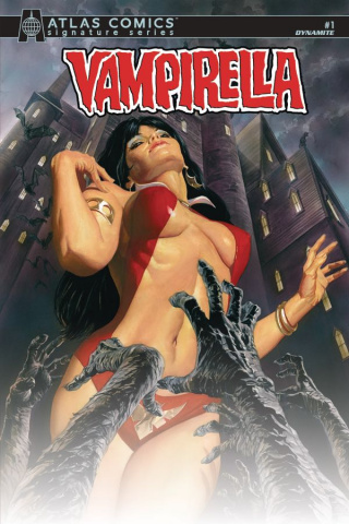 Vampirella #1 (Ross Cover)