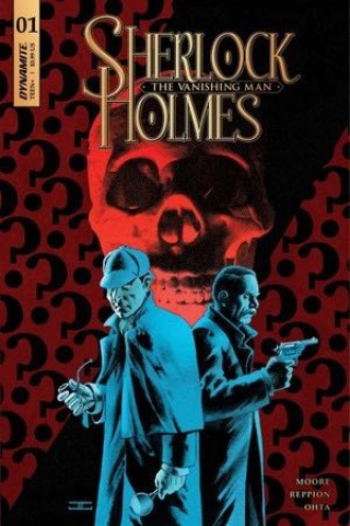 Sherlock Holmes: The Vanishing Man #1 (10 Copy Cassaday Virgin Cover)