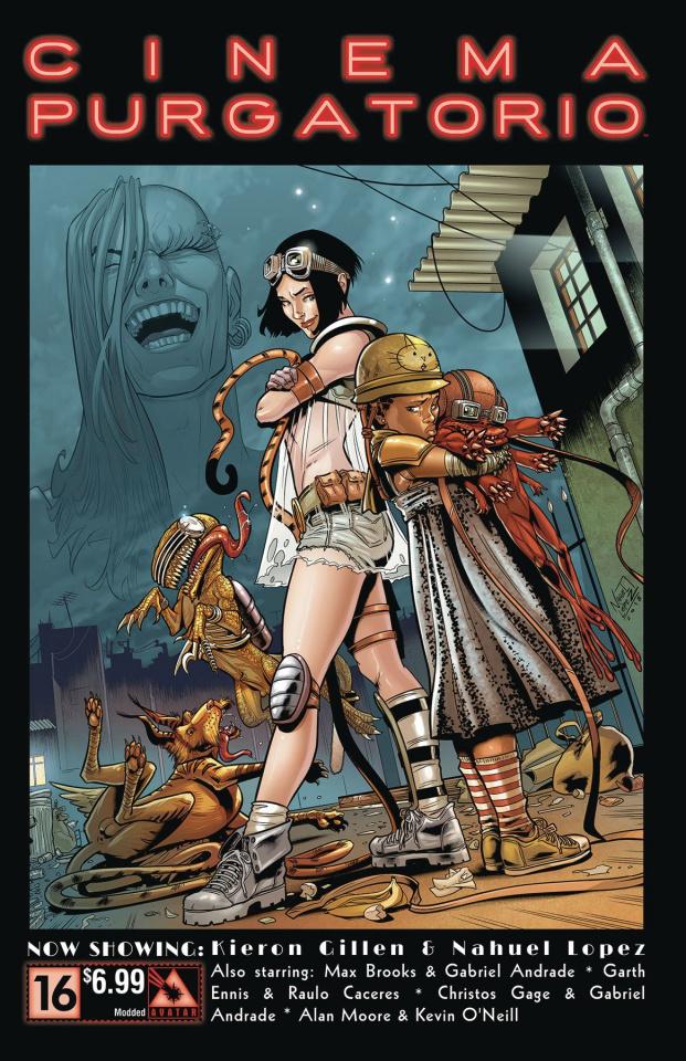 Cinema Purgatorio #16 (Modded Cover)