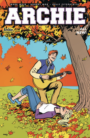 Archie #26 (Jarrell Cover)