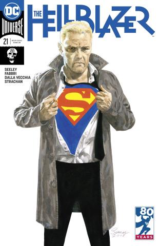 Hellblazer #21 (Variant Cover)