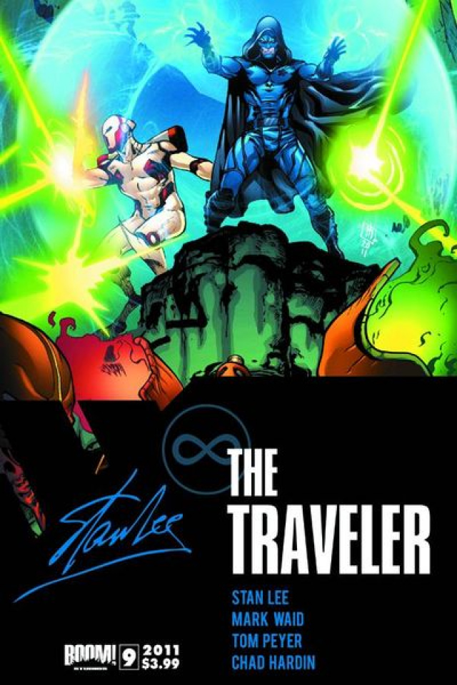Stan Lee's The Traveler #9