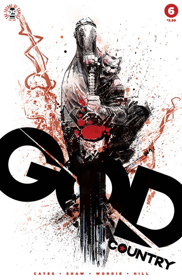 God Country #6 (Zaffino Cover)