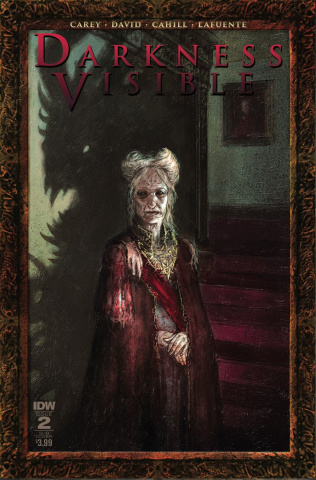 Darkness Visible #2 (Subscription Cover)