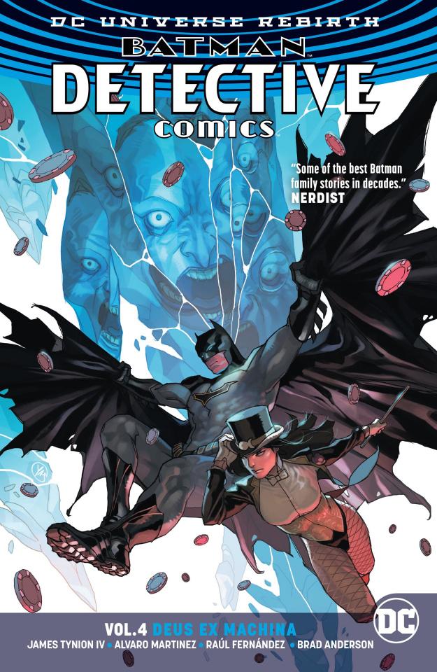 Detective Comics Book 1 (Rebirth)
