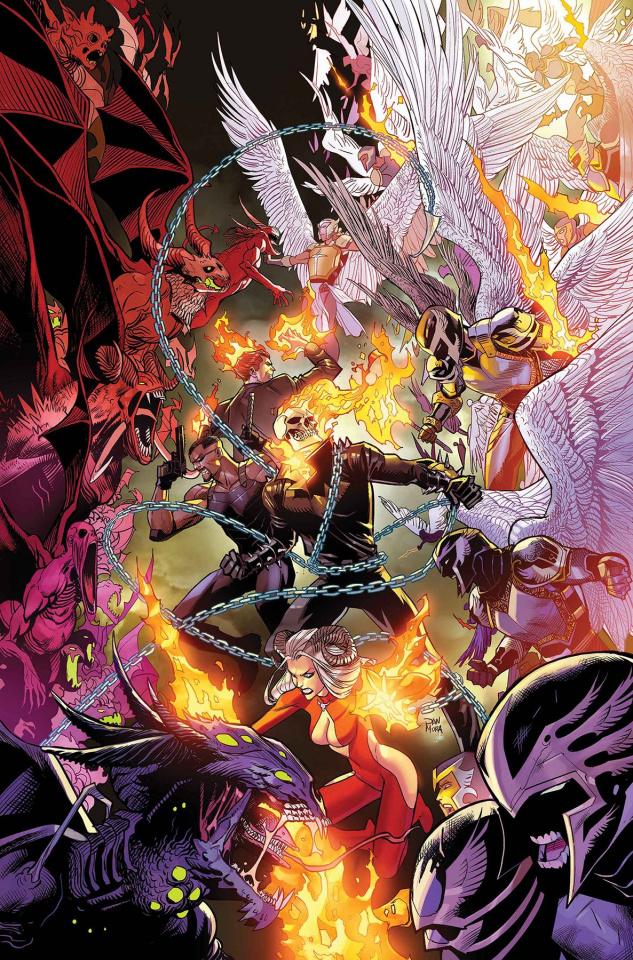 Spirits of Vengeance #4