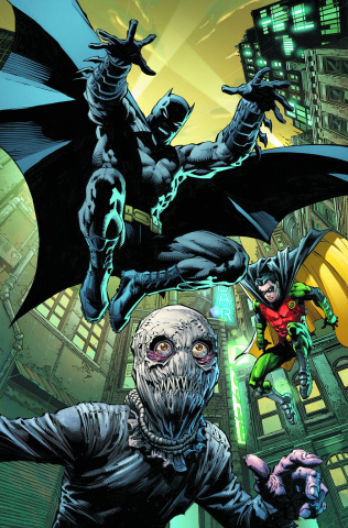Batman and Robin Eternal #15