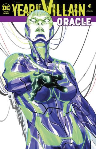 Batgirl #41 (Year of the Villain)