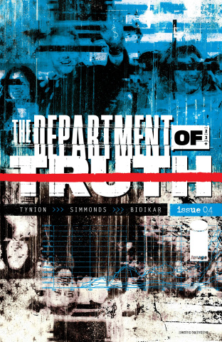 The Department of Truth #4 (2nd Printing)
