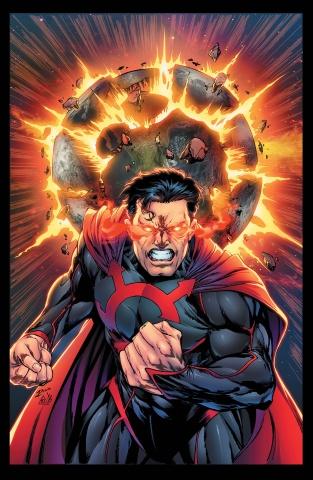 E.V.I.L. Heroes #6 (Richardson Cover)