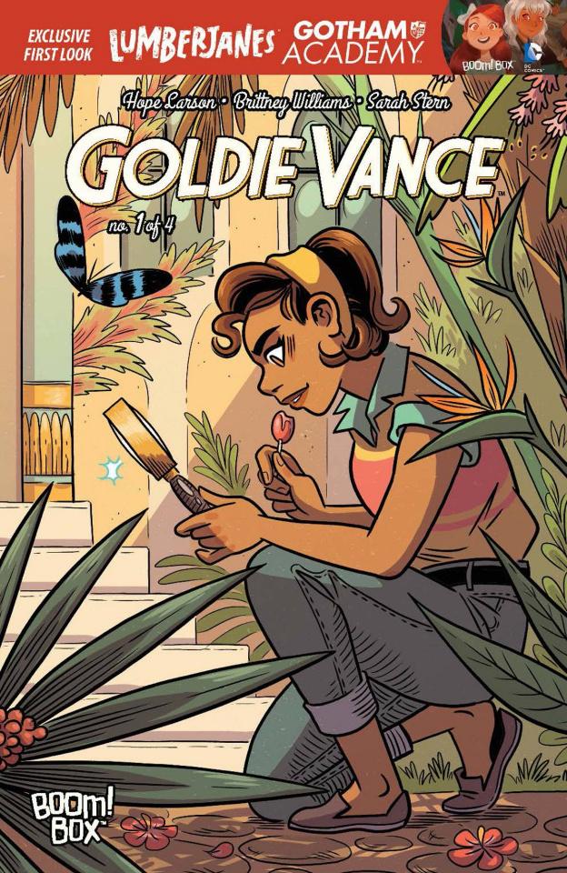 Goldie Vance #1 (2nd Printing)