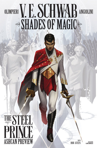 Shades of Magic: The Steel Prince (SDCC Ashcan)