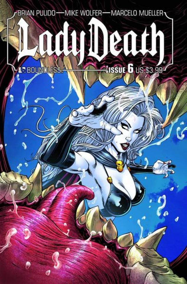 Lady Death #6