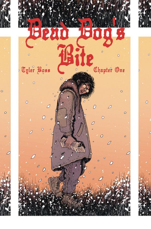 Dead Dog's Bite #1 (Bertram Cover)