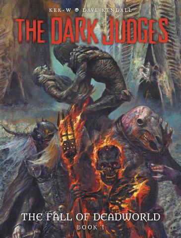 The Dark Judges: The Fall of Deadworld