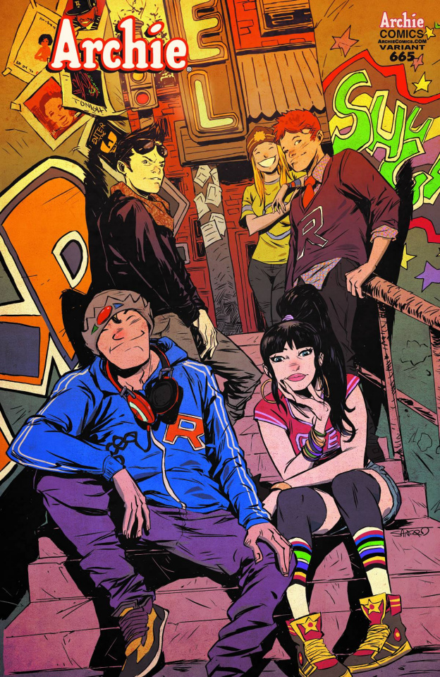 Archie #665 (Greene Cover)