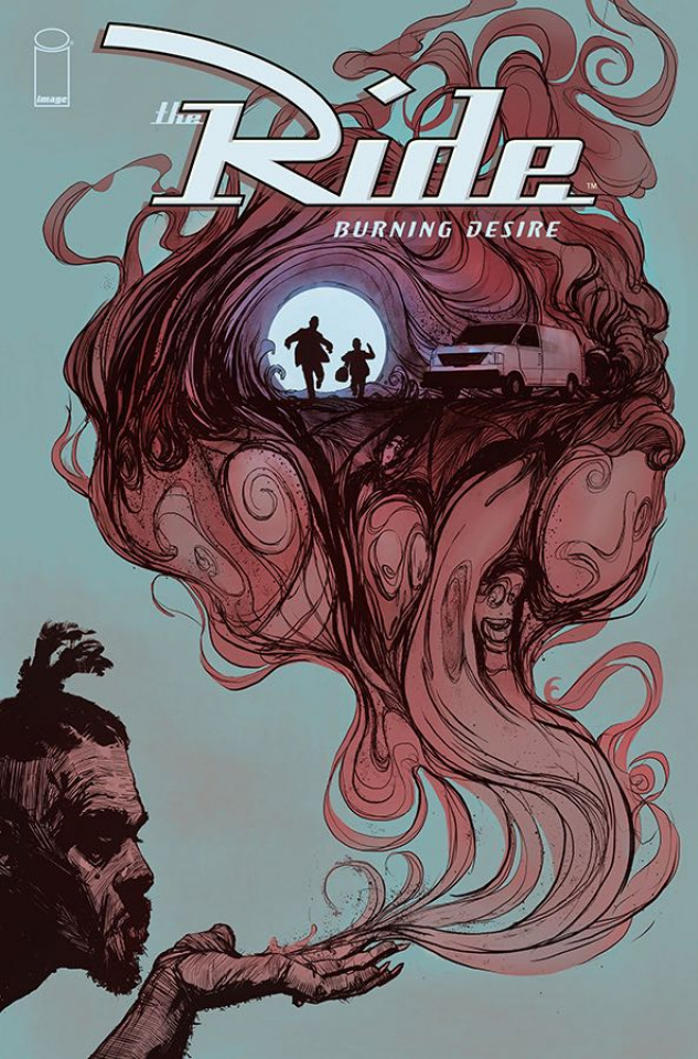 The Ride: Burning Desire #5 (Dabbs Cover)