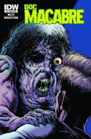 Doc Macabre #3