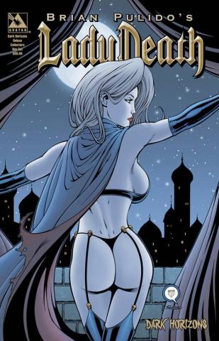 Lady Death: Dark Horizons #1 (Box Set)