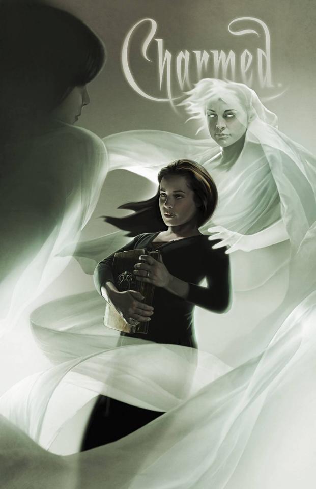 Charmed, Season 10 #12 (Seidman Cover)